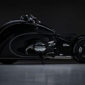 BMW выпустит ретро-версию мотоцикла R18