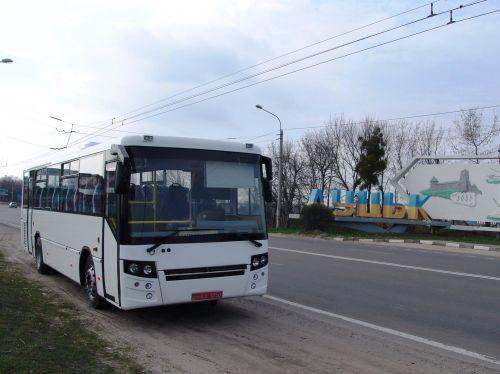«Антонов» закупит 10 автобусов Богдан А14532 - Богдан