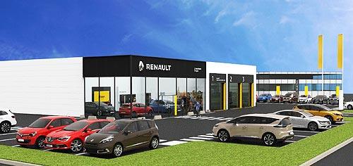 В 2020 году мировые продажи Группы Renault снизились на 21,3%