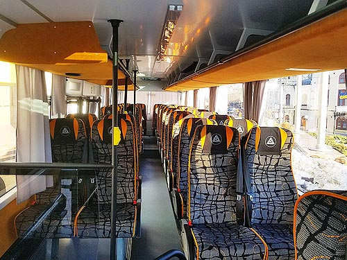 В Польше будут ездить украинские автобусы - БАЗ