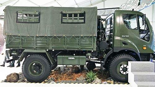 В Украине сделали отечественную замену ГАЗ-66 - ГАЗ-66