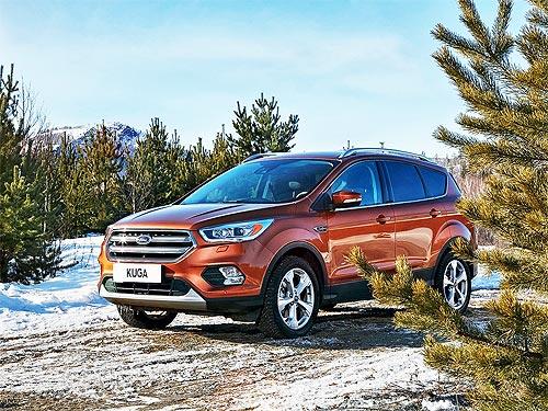 Кроссоверы Ford доступны по специальным ценам - Ford