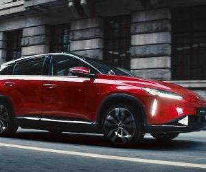 Продвинутый китайский электромобиль получит автопилот