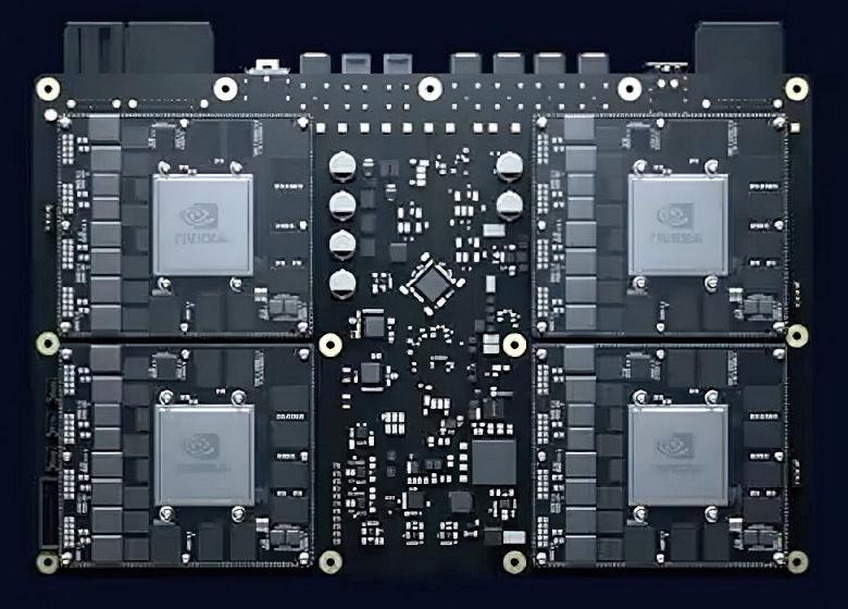 Суперкомпьютер в основе электромобиля. Nio ET7 располагает системой Adam с 68 млрд транзисторов