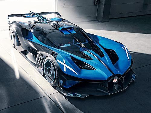 ТОП-10 самых ярких автомобильных концепт-каров 2020 года - концепт