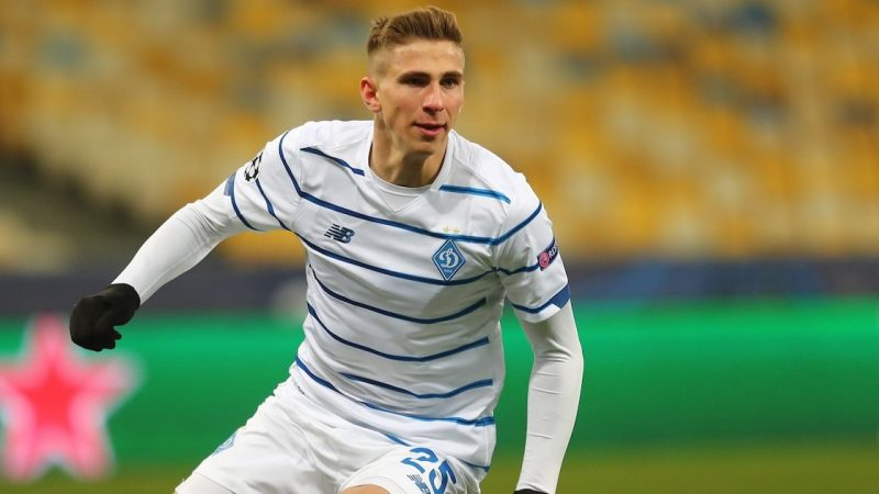 Футбол. Два украинца попали в список 50 талантов Европы по версии УЕФА