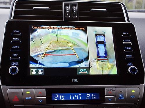 Чем способен удивить новый Toyota Land Cruiser Prado. Тест-драйв
