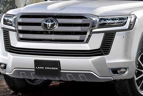 Что известно о сроках дебюта Toyota Land Cruiser 300