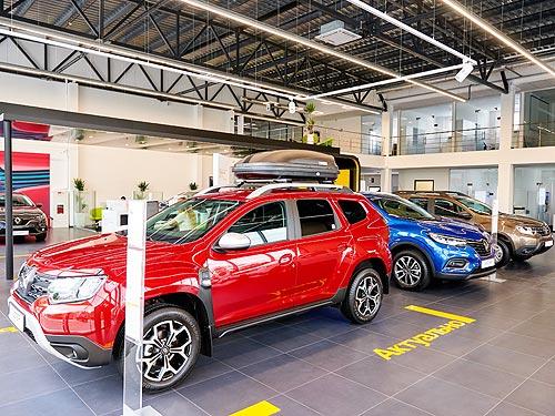 Шестой год подряд Renault – лидер автомобильного рынка Украины - Renault