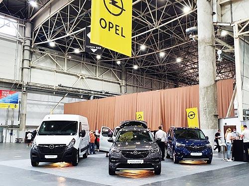 Opel в Украине в 2020 году значительно увеличил продажи и «перезагрузил» коммерческую линейку - Opel
