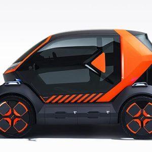 Renault запустила новый бренд Mobilize