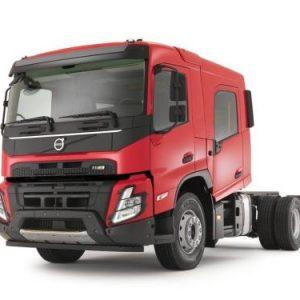 Volvo начала предлагать двухрядные кабины на украинском рынке