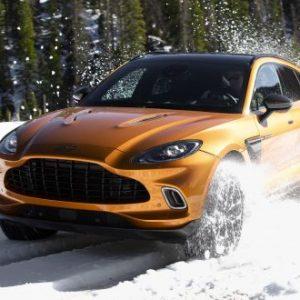 Aston Martin DBX получит гибридную версию