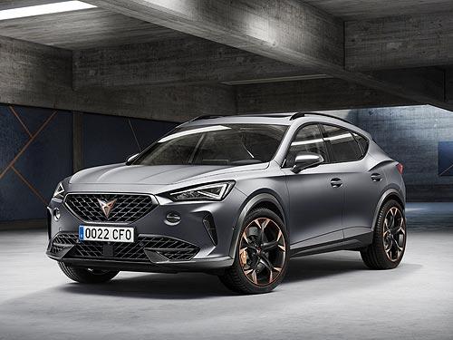 CUPRA Formentor номинирован на премию «Car of the Year 2021» - CUPRA