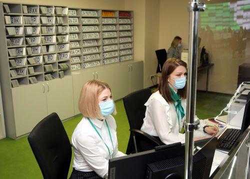 В Киеве открылся крупнейший сервисный центр для регистрации авто