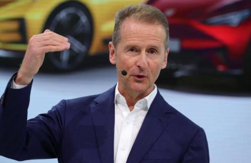 Глава Volkswagen назвал водород не перспективным топливом для автомобилестроения