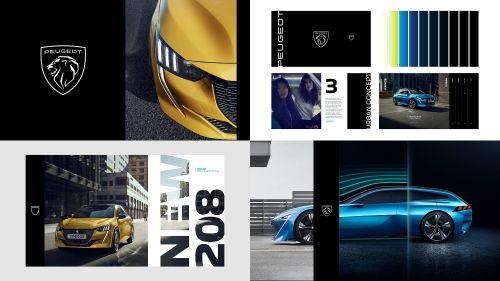 Молодое лицо: каким будет новый логотип Peugeot