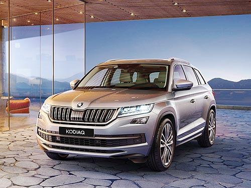 На популярные SUV SKODA действуют скидки до 36 000 грн. - SKODA