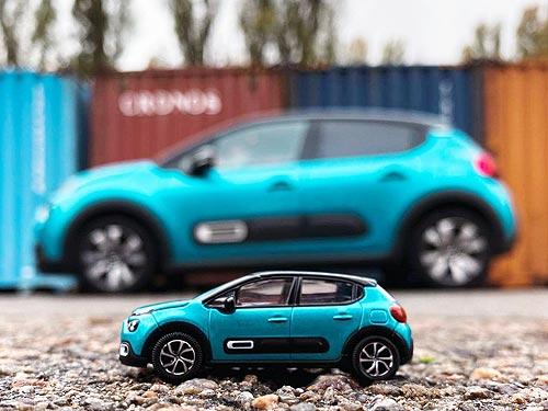 Новый CITROEN С3 – финалист акции «Автомобиль года в Украине 2021» - CITROEN