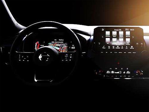 Новый Nissan Qashqai дебютирует уже в феврале