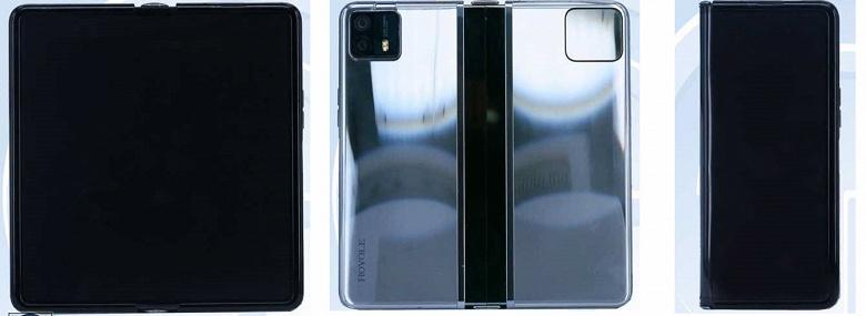 Пионер современного рынка смартфонов не останавливается. Первые живые фото и характеристики нового Royole Flexpai