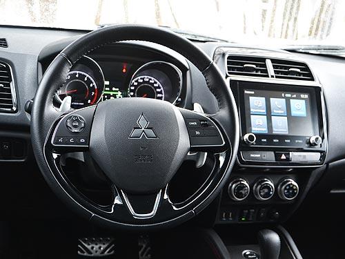Тест-драйв Mitsubishi ASX. В чем его секрет? - Mitsubishi