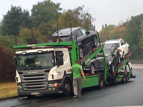 Уже скоро в Украину хлынет поток подержанного коммерческого транспорта из ЕС. Кто и когда планирует справить нам весь хлам из Европы