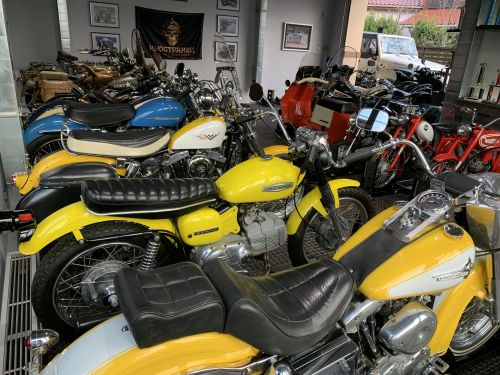 Что можно посмотреть в Музее Harley-Davidson Kyiv
