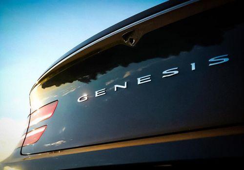 Genesis запатентовал имена для 6 электрокаров - Genesis