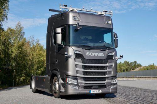 Scania получила разрешение испытать беспилотные грузовики на реальной автомагистрали