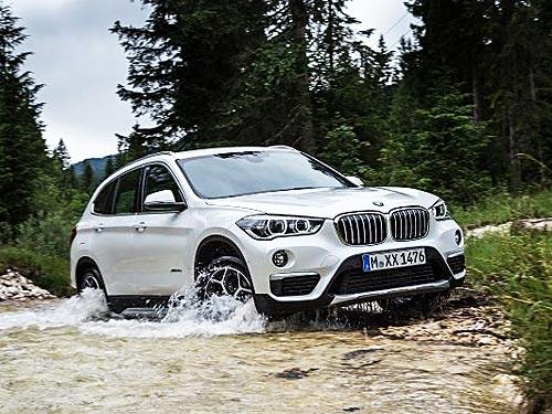 BMW X1 доступен по специальным ценам от 964 000 грн.
