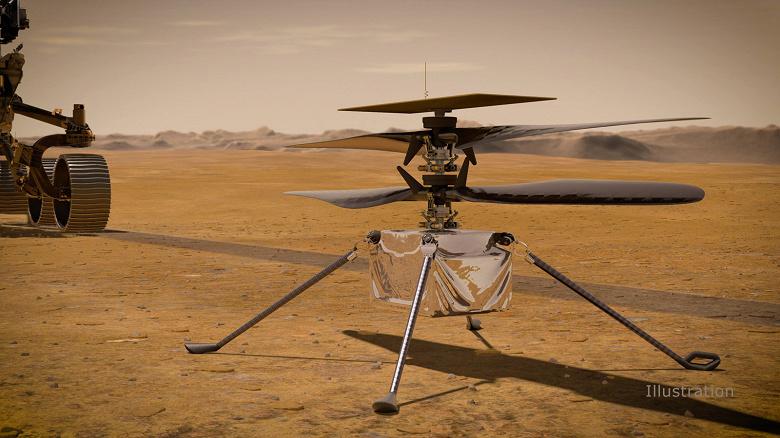Древний процессор марсохода Perseverance стоит 200 000 долларов. А сердцем вертолёта Ingenuity служит SoC Snapdragon 801