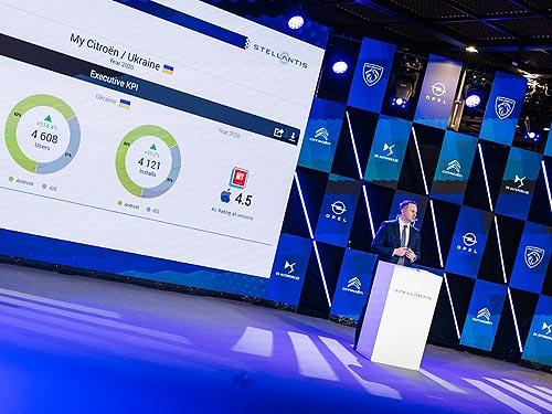 Как Stellantis в 2021 году электрифицирует модельный ряд в Украине - Stellantis