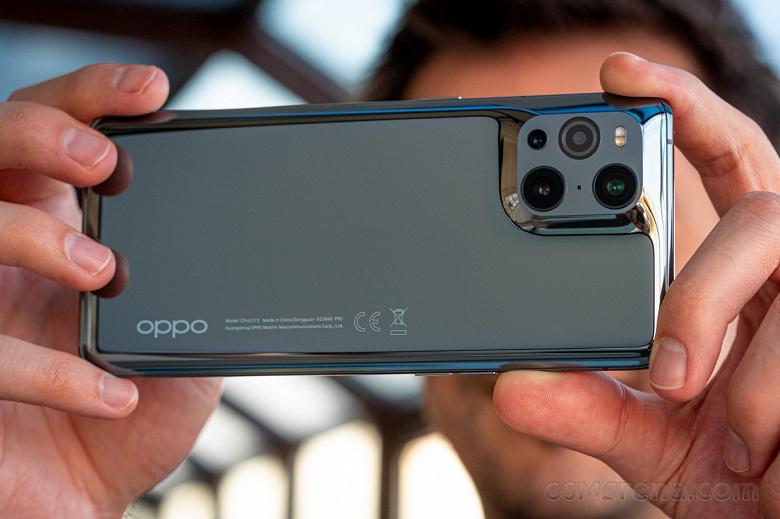 Хитовый Oppo Find X3 Pro с камерой-микроскопом прибыл в Европу