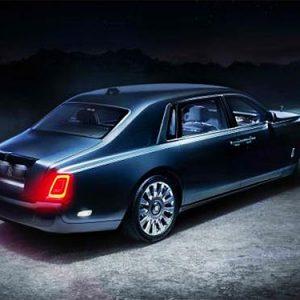 Rolls-Royce выпустит «космическую» линейку на базе Phantom