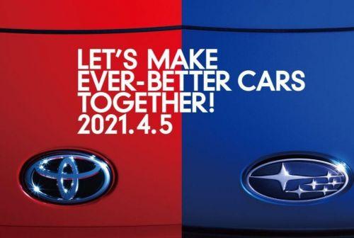 Toyota и Subaru готовят к дебюту новый совместный автомобиль - Toyota