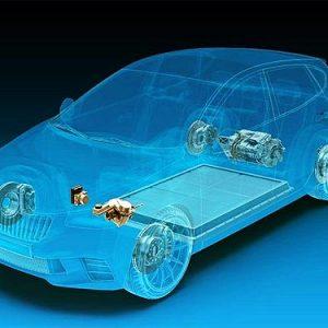 ZF представила новейшую тормозную систему для электромобилей