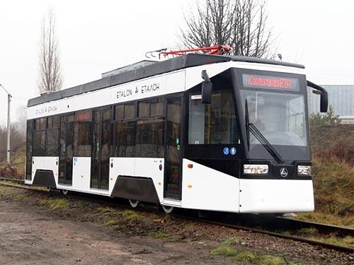 В Киеве появится новый трамвай производства черниговского завода «Эталон» - Эталон