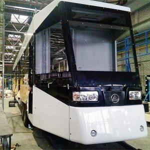 В Киеве появится новый трамвай производства черниговского завода «Эталон»