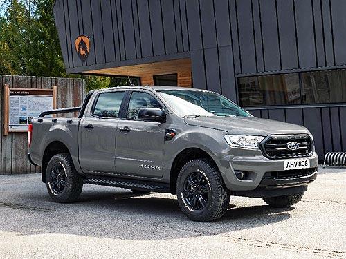 В линейке Ford Ranger появятся две новые версии - Ford