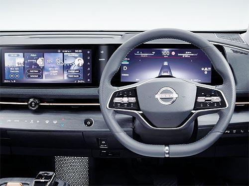 Как в Nissan тестировали новый электрический кроссовер Nissan Ariya - Nissan