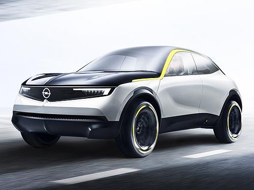 Какие новинки Opel представит в Украине в 2021 году