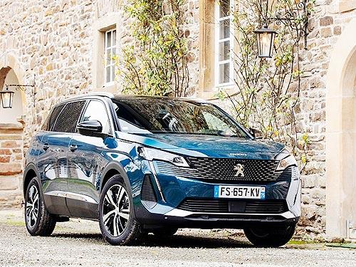 Какие новинки Peugeot представит в Украине в 2021 году - Peugeot
