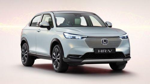 Каким будет Honda HR-V нового поколения - Honda