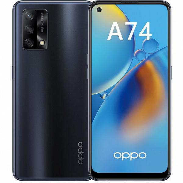 Недорогие и долгоиграющие Oppo A54 и A74 доехали до России с улучшениями