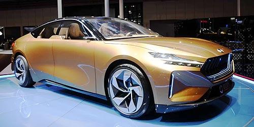 Самые яркие премьеры автосалона в Шанхае 2021 - Шанха