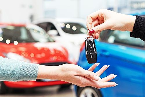 Спасет ли трейд-ин автомобильный бизнес? - трейд-ин