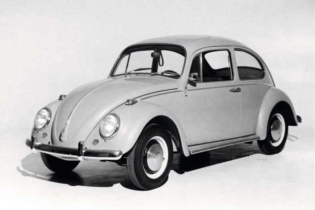 Volkswagen K?fer образца 1965 года