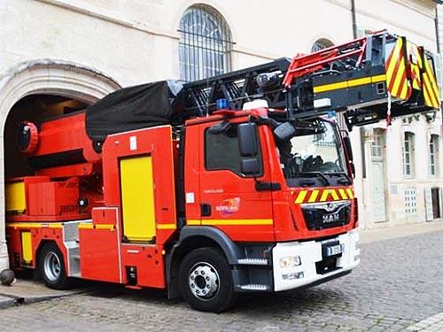Украина закупит новые пожарные авто на 300 млн. евро - пожар