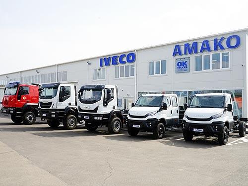 Украинский рынок грузовиков в марте вырос почти в 2 раза
